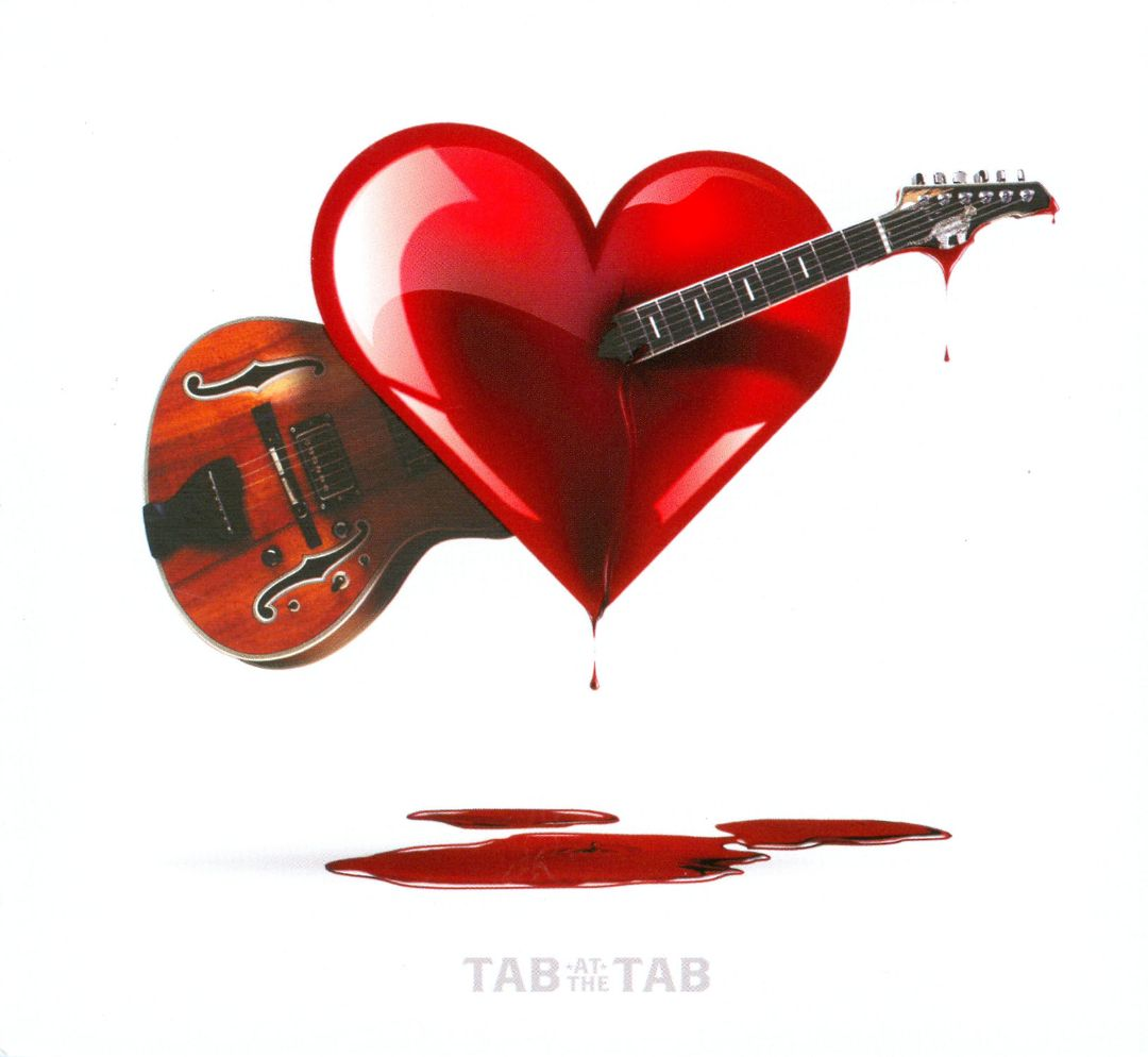 TREY ANASTASIO - TAB At The TAB cover