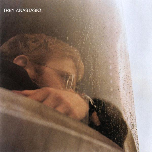 TREY ANASTASIO - Trey Anastasio cover