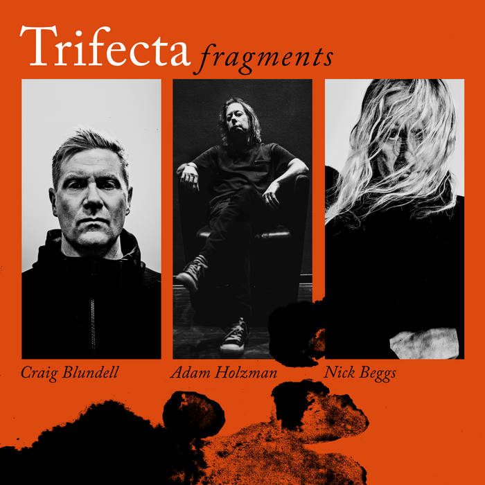 TRIFECTA - Fragments cover