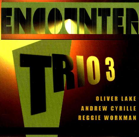 TRIO 3 - Encounter cover