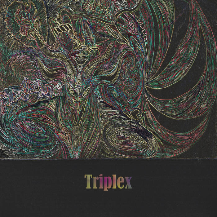TRIPLEX - Andrew Morris and the Triplex cover
