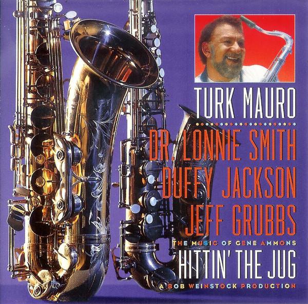 TURK MAURO - Hittin' The Jug cover