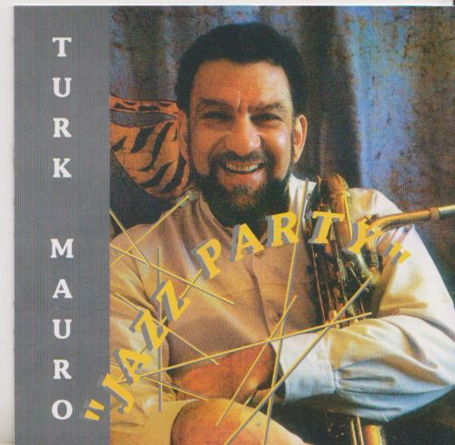 TURK MAURO - Jazz Party cover