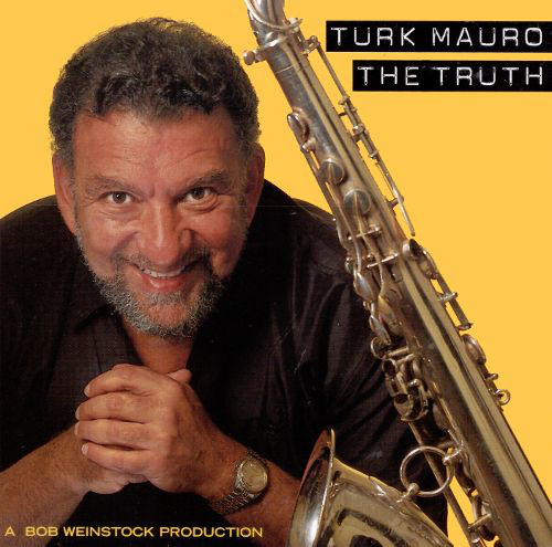 TURK MAURO - The Truth cover