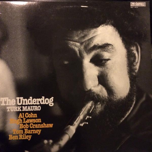 TURK MAURO - The Underdog cover