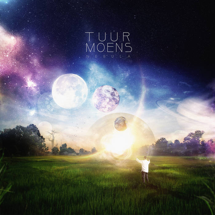 TUUR MOENS - Nebula cover