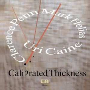 URI CAINE - Calibrated Thickness cover