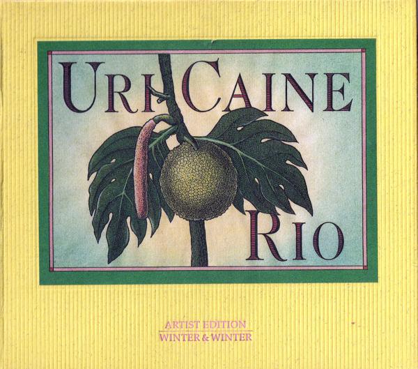 URI CAINE - Rio cover