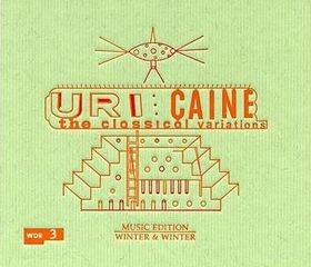 URI CAINE - The Classical Variations cover
