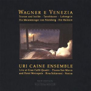 URI CAINE - Wagner e Venezia cover