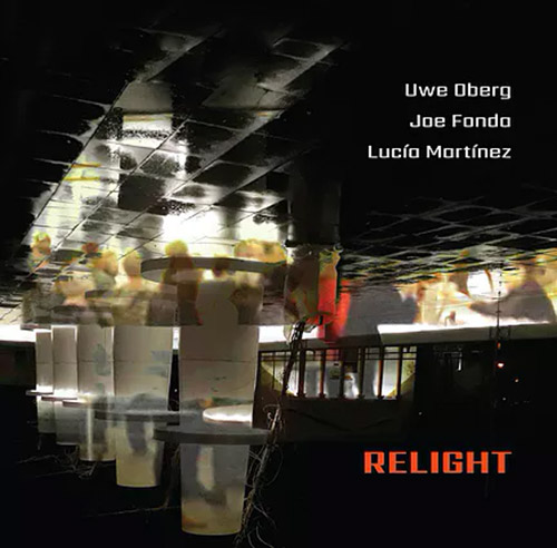 UWE OBERG - Relight cover