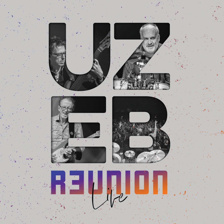 UZEB - R3union Live cover