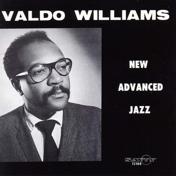 VALDO WILLIAMS - New Advanced Jazz cover