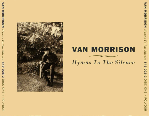VAN MORRISON - Hymns To The Silence cover