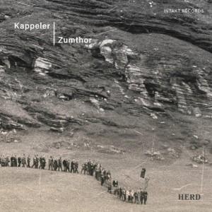 VERA KAPPELER - Vera Kappeler / Peter Conradin Zumthor : Herd cover