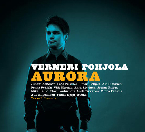 VERNERI POHJOLA - Aurora cover