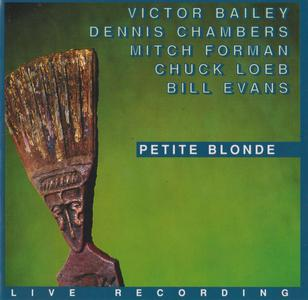 VICTOR BAILEY - Petite Blonde cover