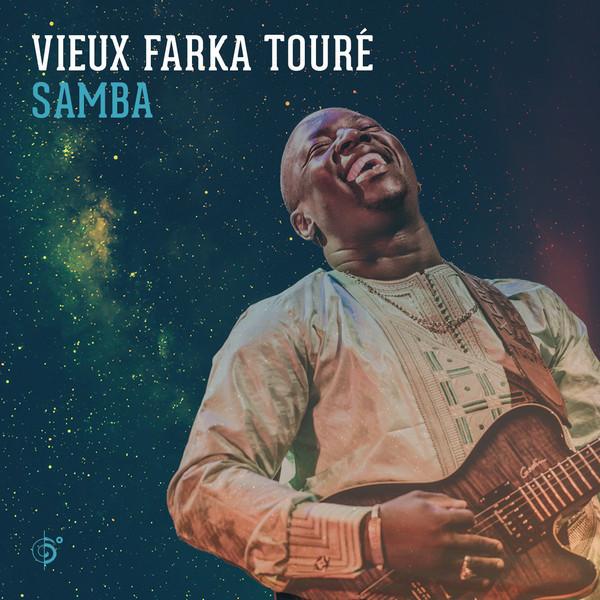 VIEUX FARKA TOURÉ - Samba cover