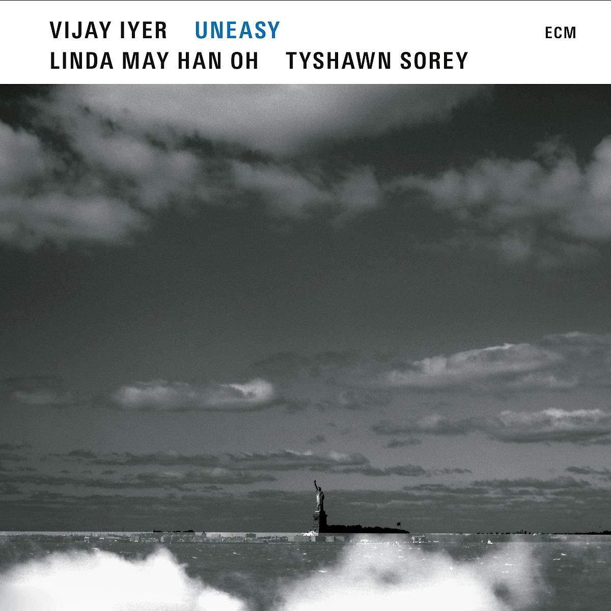 VIJAY IYER - Uneasy cover