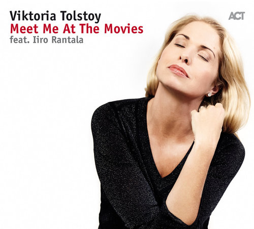VIKTORIA TOLSTOY - Meet Me At The Movies cover