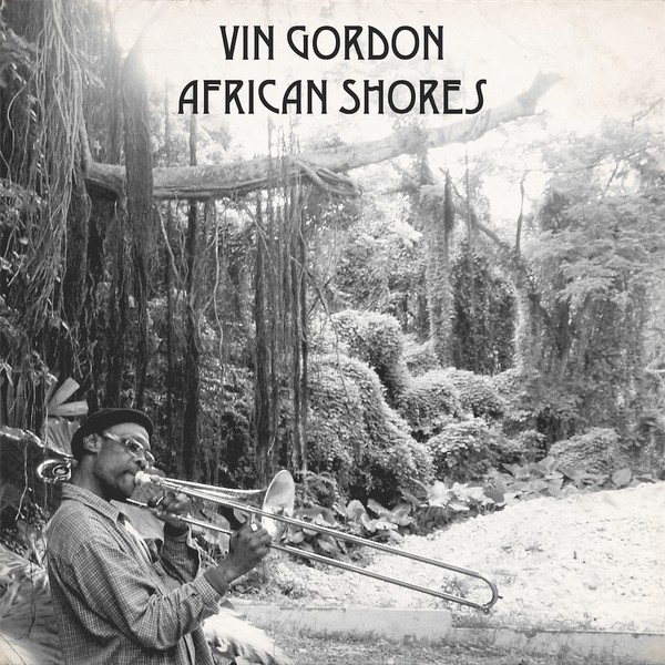 VIN GORDON - African Shores cover