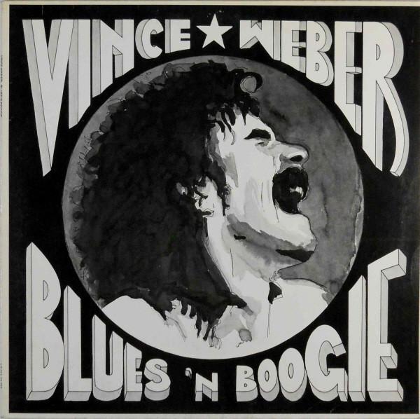 VINCE WEBER - Blues 'n Boogie cover