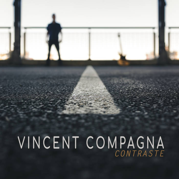 VINCENT COMPAGNA - Contraste cover