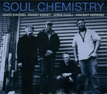 VINCENT HERRING - Soul Chemistry cover