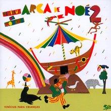 VINICIUS DE MORAES - A Arca de Noé 2 cover