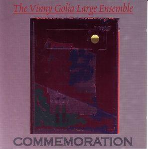 VINNY GOLIA - Commemoration cover
