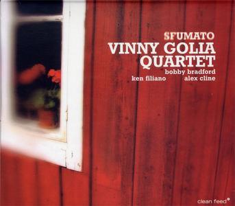 VINNY GOLIA - Sfumato cover