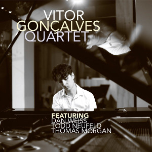 VITOR GONÇALVES - Vitor Gonçalves Quartet cover