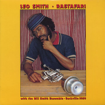 WADADA LEO SMITH - Rastafari cover