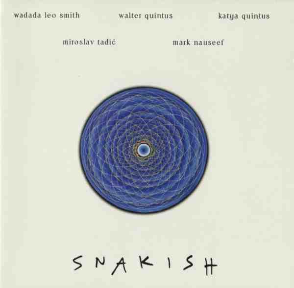 WADADA LEO SMITH - Snakish cover