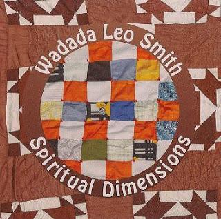 WADADA LEO SMITH - Spiritual Dimensions cover