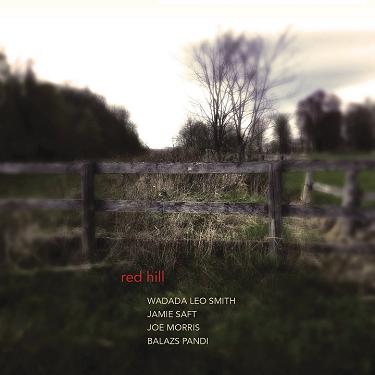 WADADA LEO SMITH - Wadada Leo Smith, Jamie Saft, Joe Morris & Balázs Pándi : Red Hill cover