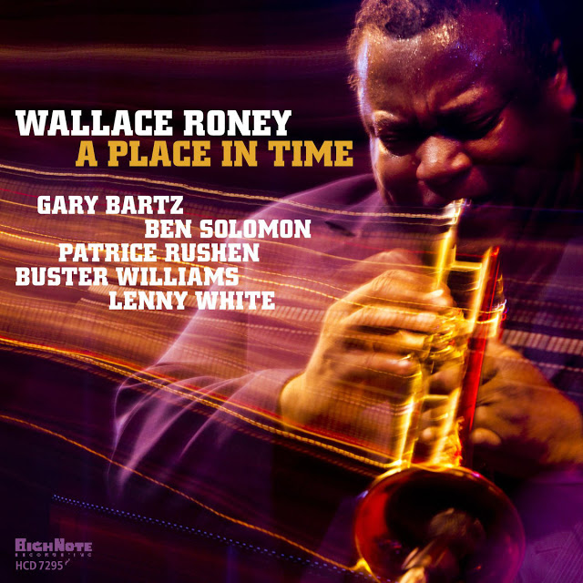 WALLACE RONEY - A Place In Time cover