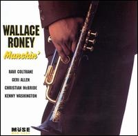 WALLACE RONEY - Munchin' cover