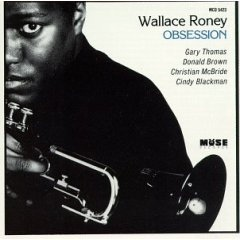 WALLACE RONEY - Obsession cover