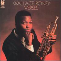 WALLACE RONEY - Verses cover
