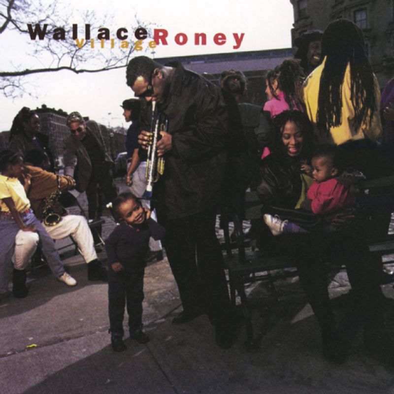 WALLACE RONEY - Village cover