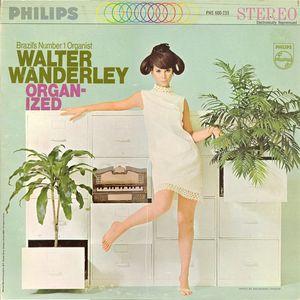 WALTER WANDERLEY - Organ-Ized cover