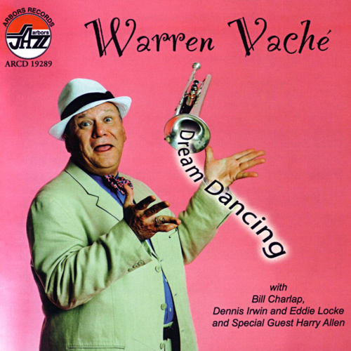 WARREN VACHÉ - Dream Dancing cover