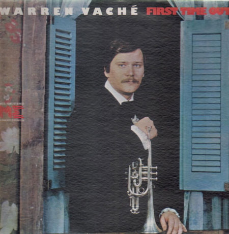 WARREN VACHÉ - First Time Out cover