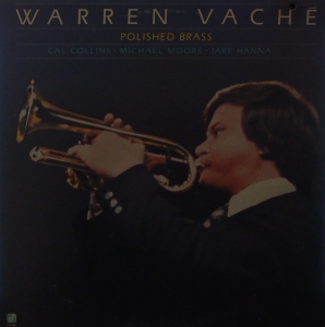 WARREN VACHÉ - Polished Brass cover