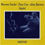WARREN VACHÉ - Shine cover