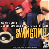 WARREN VACHÉ - Swingtime! cover