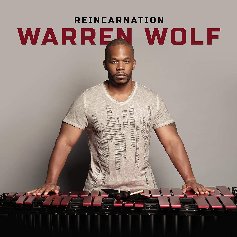 WARREN WOLF - Reincarnation cover