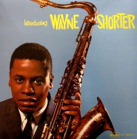 WAYNE SHORTER - Introducing Wayne Shorter (aka Blues à la Carte aka Shorter Moments) cover