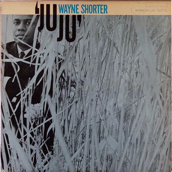 WAYNE SHORTER - Juju cover